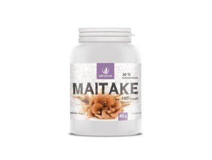 allnature maitake kapsle 100 kps