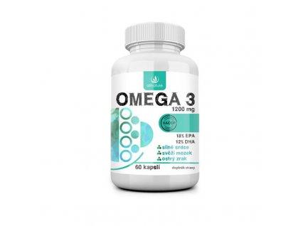 Allnature omega 3 kapsle