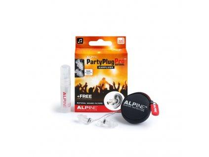 Alpine PartyPlug Pro Natural balení