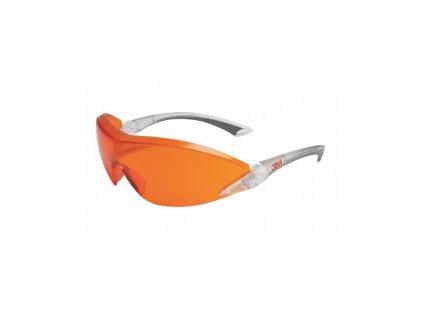 3M brýle oranžové