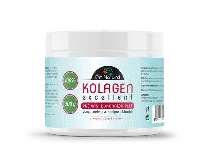 Dr. Natural Kolagen Excellent 200g 100%