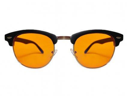 Mito Light Blue Blockers brýle na spaní blokující modré světlo