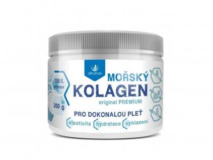 4334 allnature morsky kolagen original premium 200 g