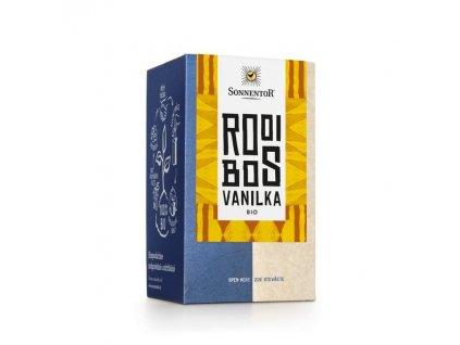 Rooibos vanilka čaj