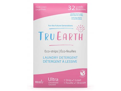 TruEarth ekologické prací pásky 32 baby
