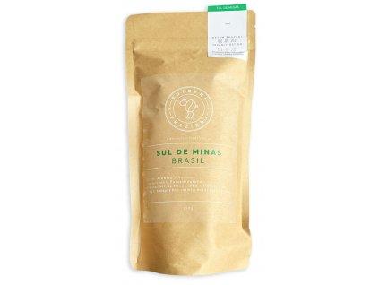 Káva Sul de Minas Brasil putovní pražírna 250g