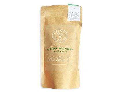 Putovní pražírna Ilomba Matunda Tanzania zrnková káva 250g