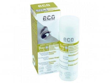 Eco cosmetic Denní tónovací krém opalovací SPF 15