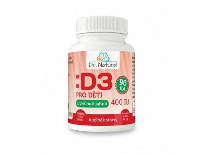 Dr. Natural D3 pro děti
