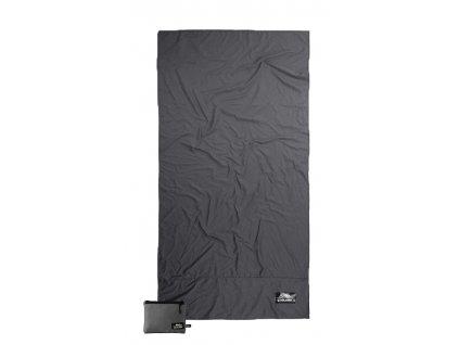 Matador Volcom plážový ručník šedý s balením