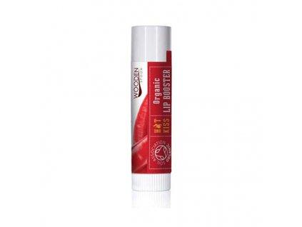 Balzám na rty Hot kiss WoodenSpoon 4,3 ml