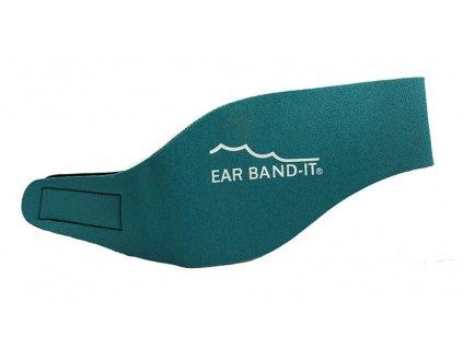Ear Band It čelenka na uši na plavání Teal Tyrkysová