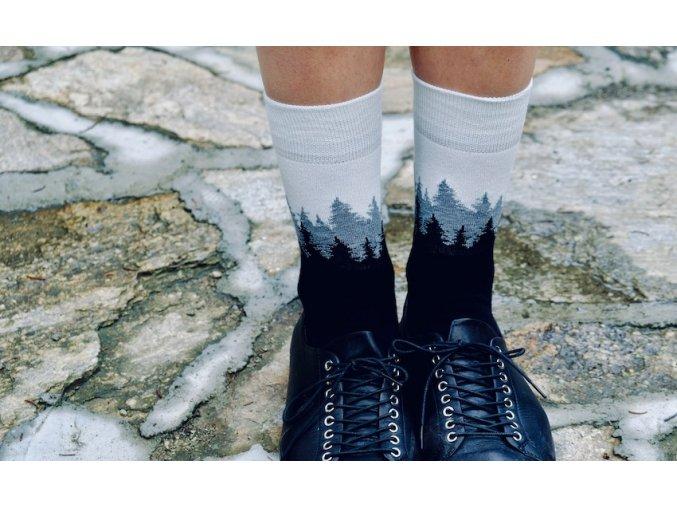 Bambusové Ponožky Earthkarma Tree socks