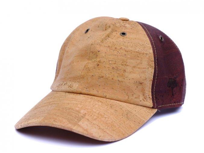 Korková kšiltovka Earthkarma Oak