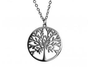 Přívěsek strom života ocelový