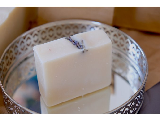 Earthakrma Naturseife Lavendel 100 Gramm
