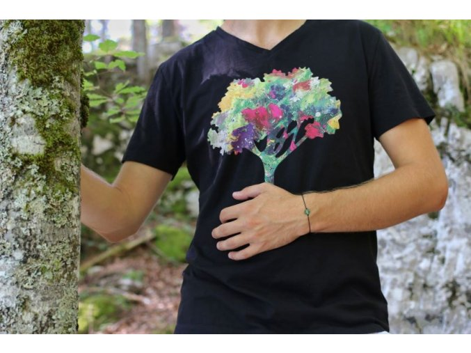 Earthkarma Tree-Shirt Herren