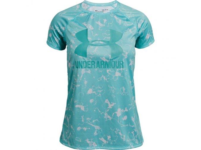 Dívčí tričko Under Armour 1331671 361
