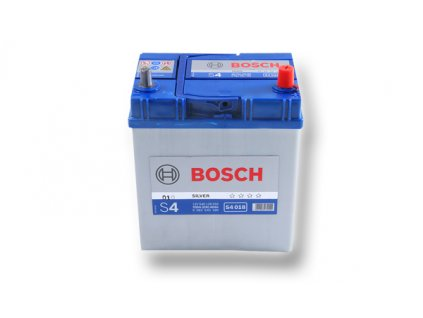 Autobaterie BOSCH S4 018, 40Ah, 12V (0 092 S40 180)