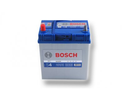 Autobaterie BOSCH S4 019, 40Ah, 12V (0 092 S40 190)