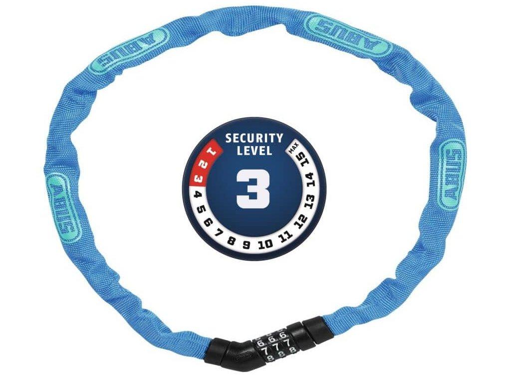4804C 75 blue Steel O Chain