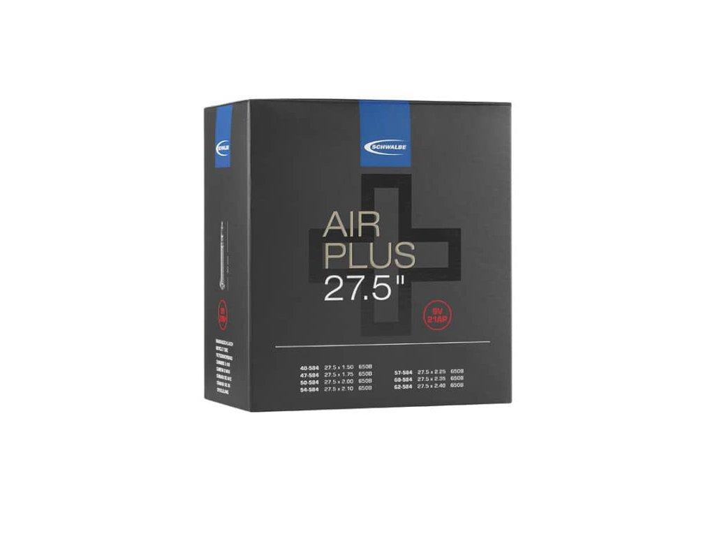 Schwalbe duše 27.5 SV21 AP AIR PLUS galuskový ventilek