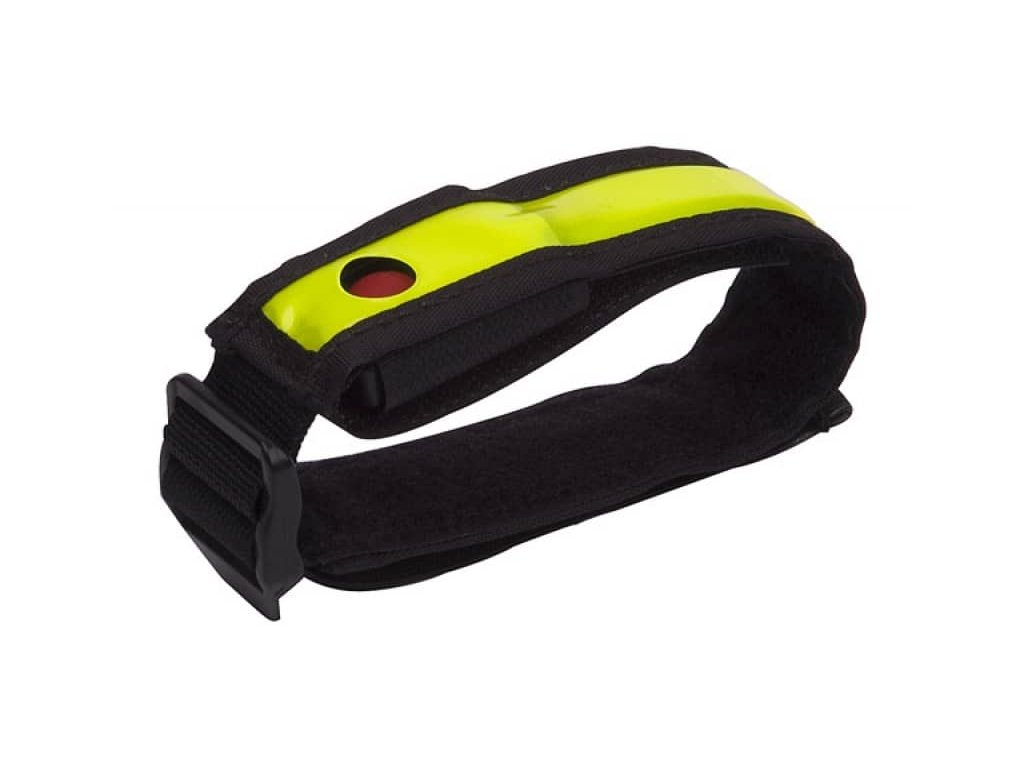 Bezpečnostní pásek SMART s blikačkou
