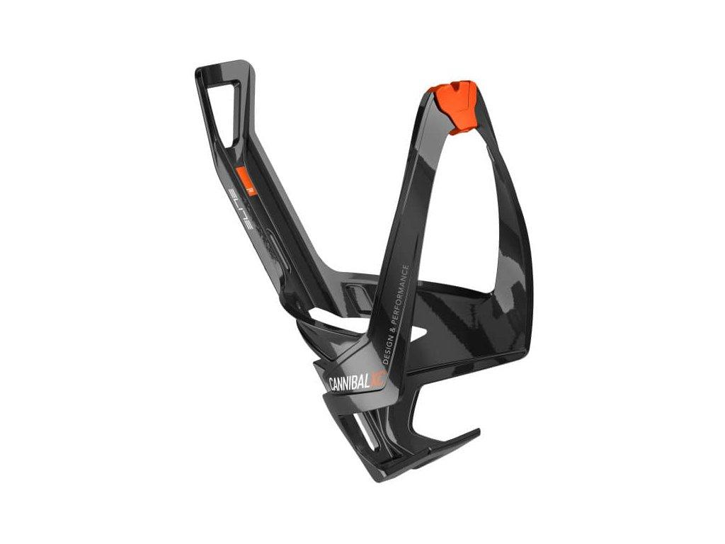 košík ELITE Cannibal XC, černý oranžový