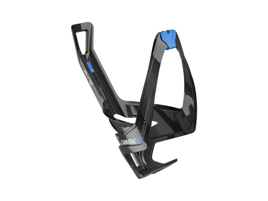košík ELITE Cannibal XC, černý modrý