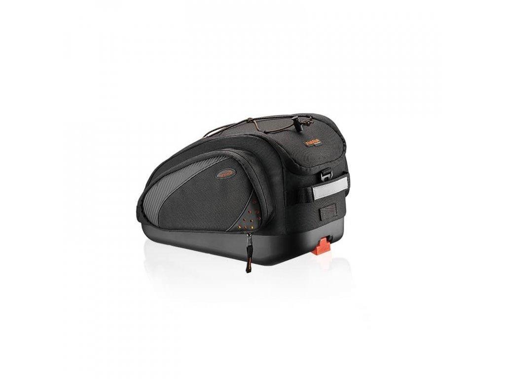 Brašna na nosič IBERA PakRak Commuter Multimount Expandable IB-BA19