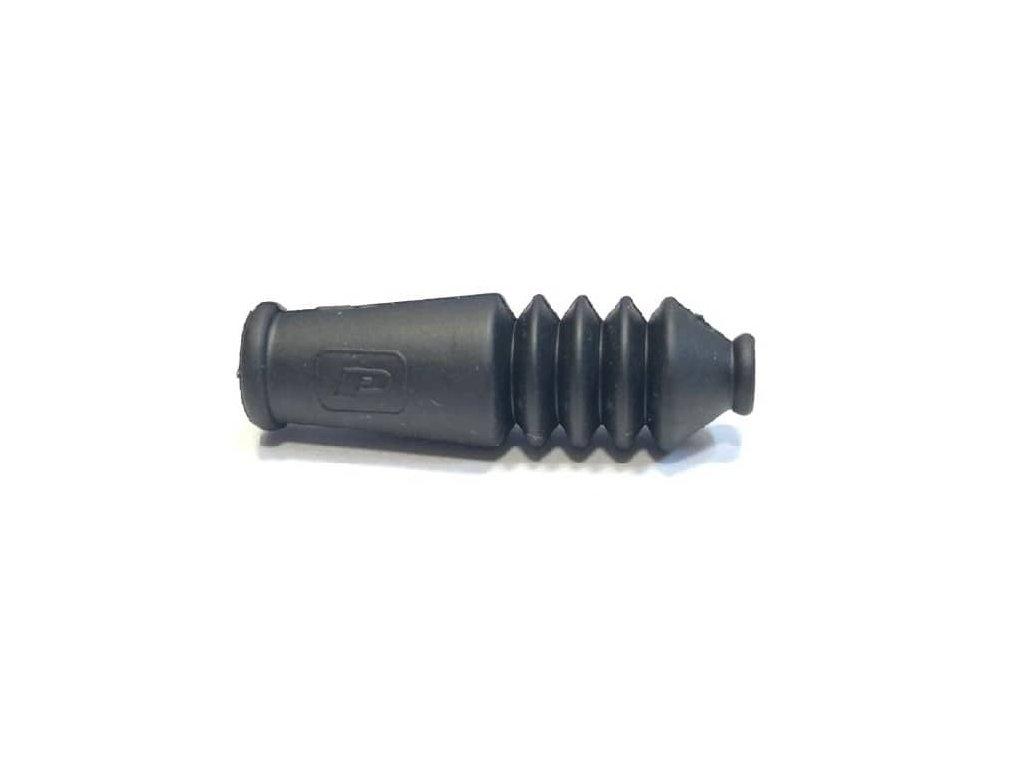 Prachovka gumová k vodítku lanka V brzdy, černá