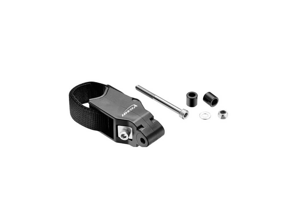 Držák (adaptér) IBERA IB-Q7 k upevnění nosiče na sedlovku