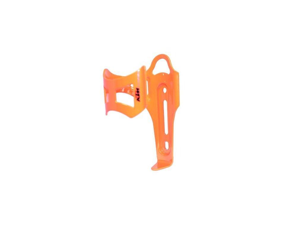 KTM košík na pití boční oranžový