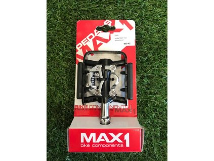 Pedály MAX1 Tour jednostranné