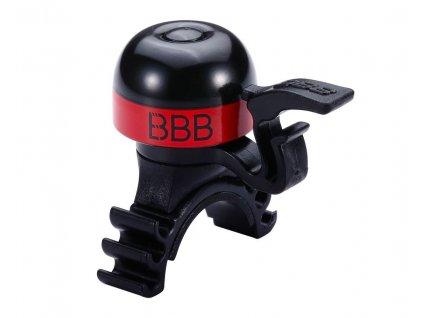 Zvonek BBB BBB 16 MiniFit červený