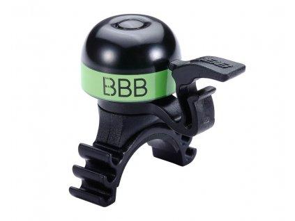 Zvonek BBB BBB 16 MiniFit zelený