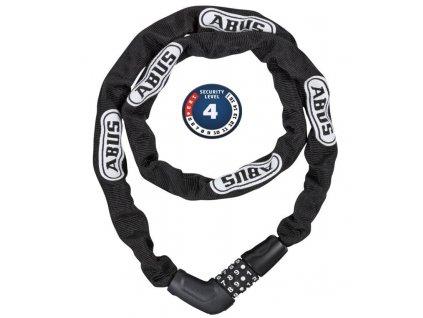 5805C 110 black Steel O Chain