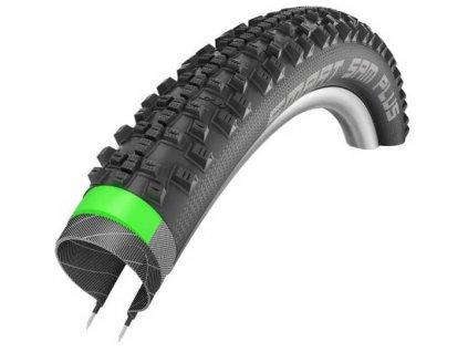Schwalbe plášť Smart Sam Plus 29x2.25 new Addix GreenGuard černá