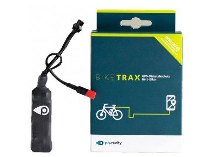 BikeTrax GPS e bike