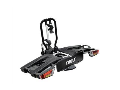 Nosič kol Thule EasyFold XT 933 černý na tažné zařízení na 2 kola 1