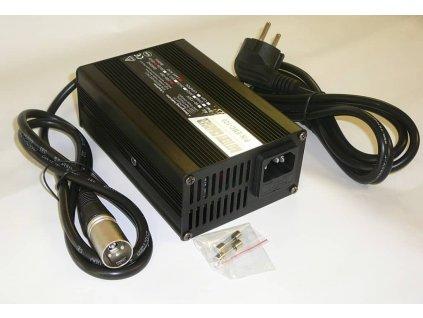 Nabíječka pro olověné akumulátory 36V, 2A
