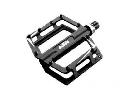 KTM pedály BMX černé