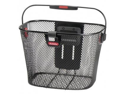 Klickfix košík na řidítka - odnímatelný