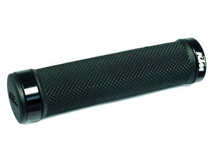 Gripy KTM Diamond Rubber černé