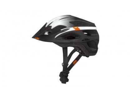 Helma KTM Factory Character černo-bílá