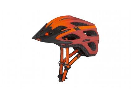 KTM Factory Character oranžovo červená
