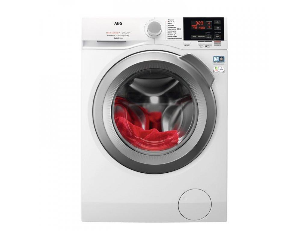 Pračka AEG ProSense™ L6FEG48SCA