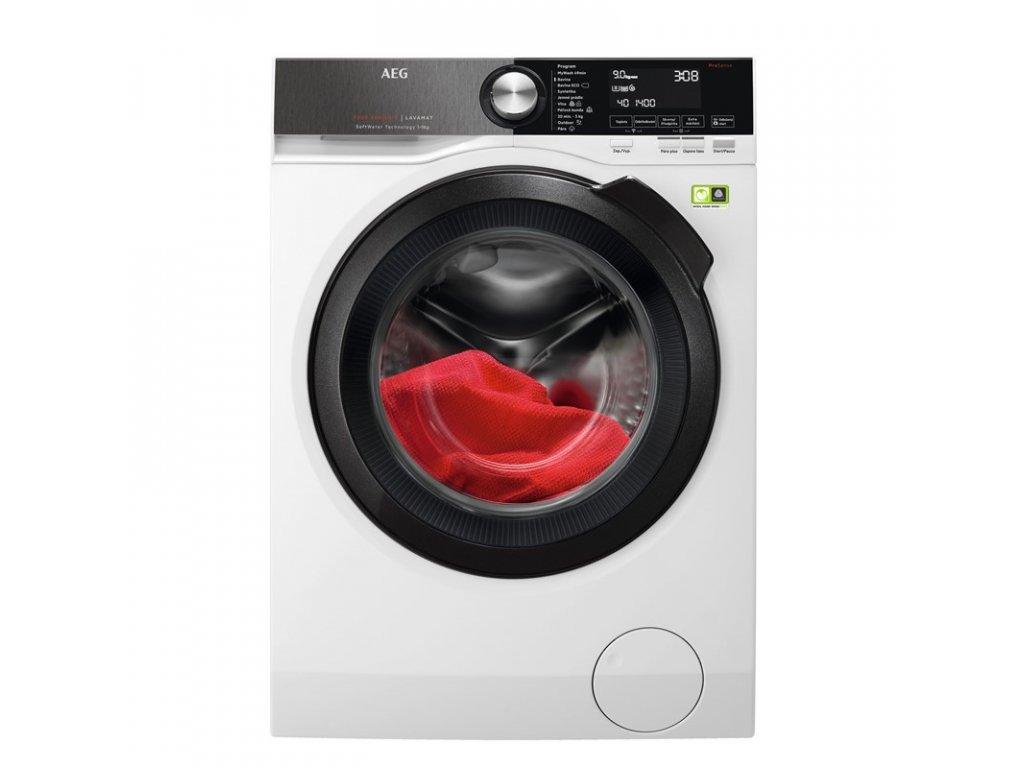 Pračka AEG SoftWater L9FBB49SC BlackEdition