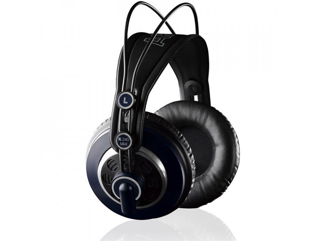 Sluchátka AKG K240 MKII - černá