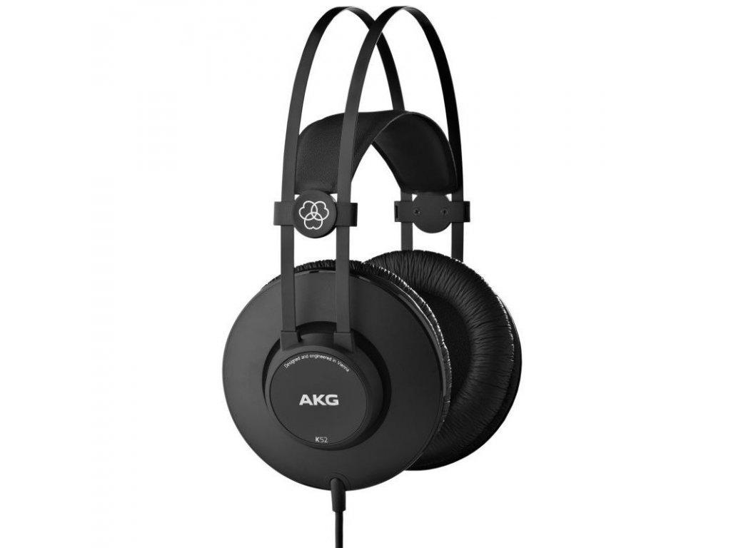 Sluchátka AKG K52 - černá